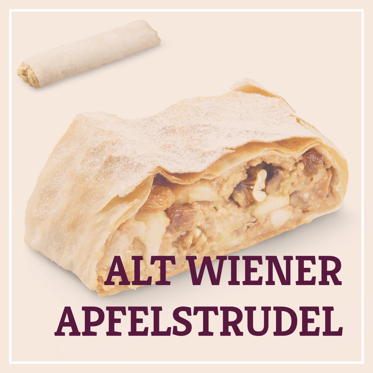 Heiss & Süß - Alt Wiener Apfelstrudel