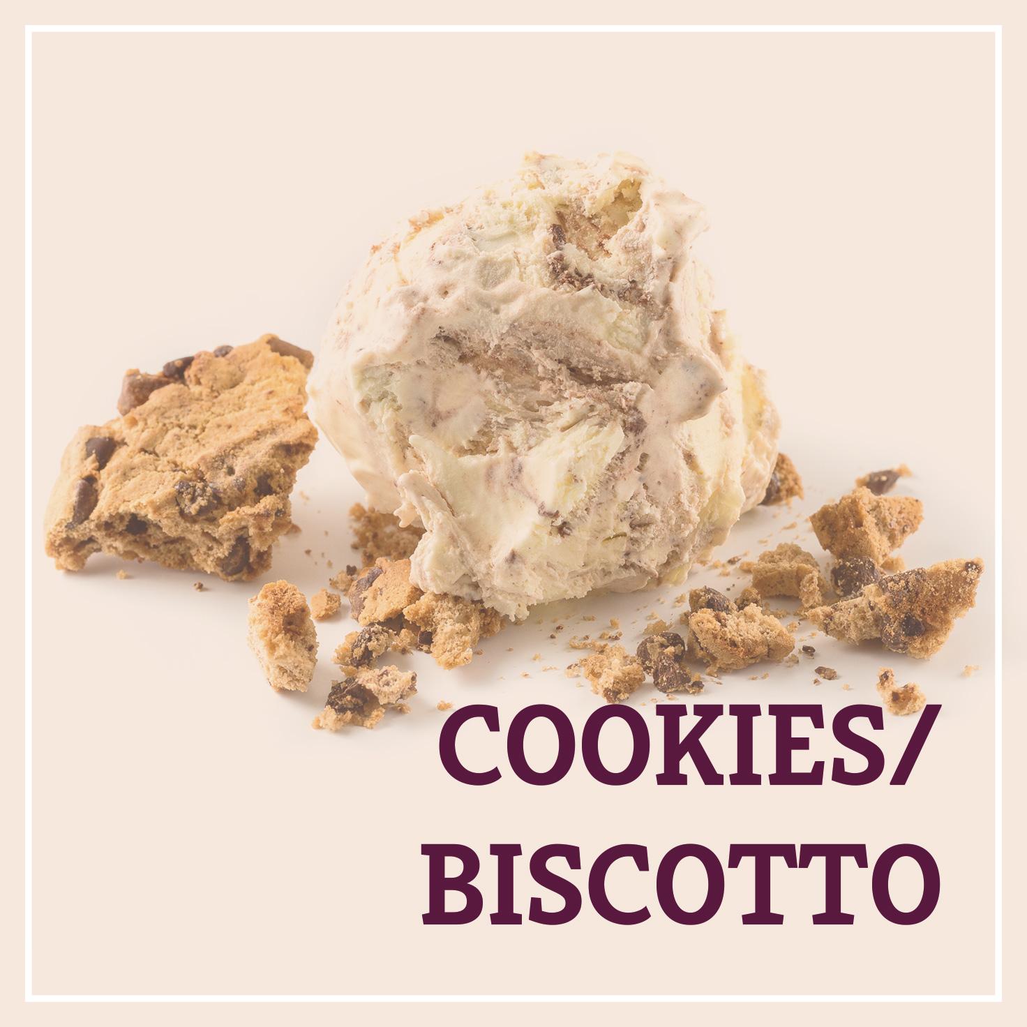 Heiss & Süß - Cookies/Biscotto