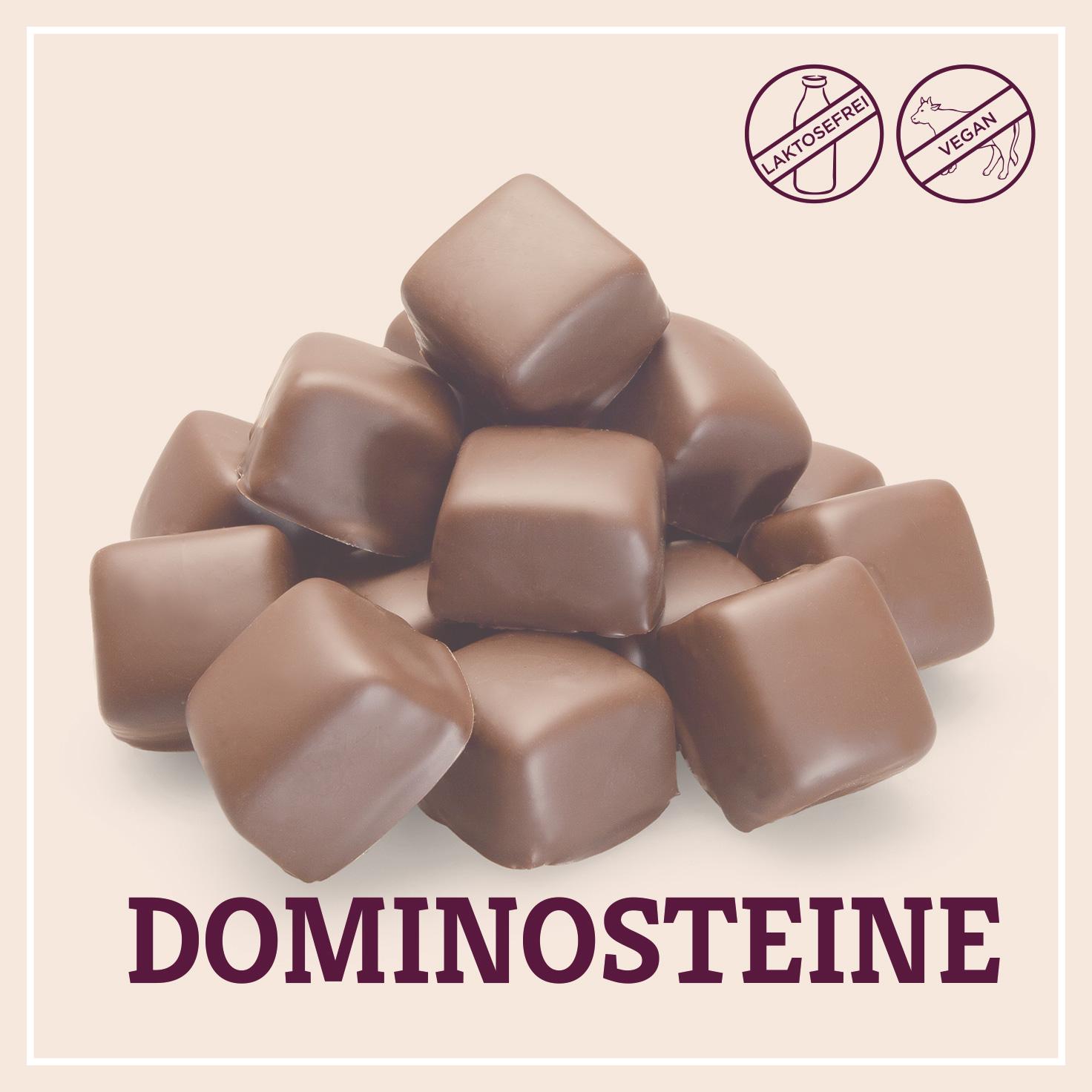 Heiss & Süß - Dominosteine