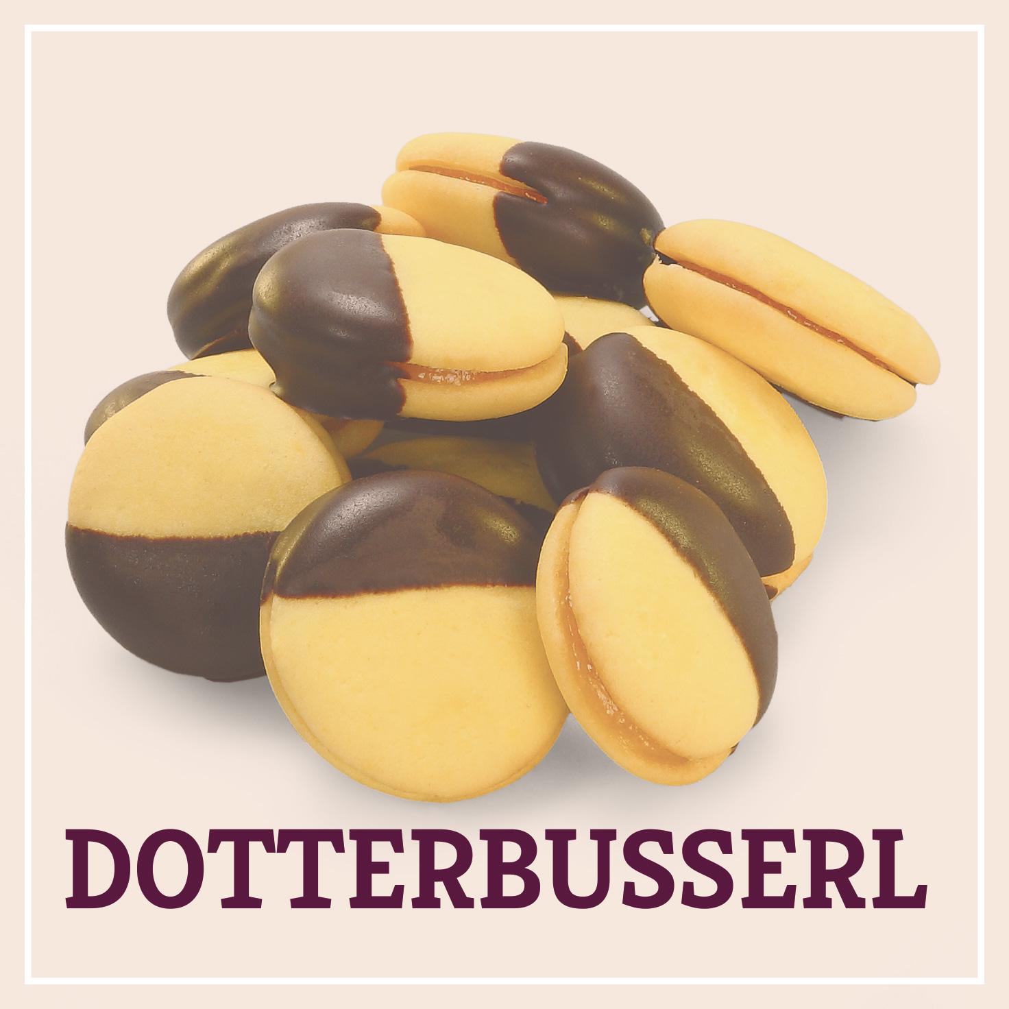Heiss & Süß - Dotterbusserl