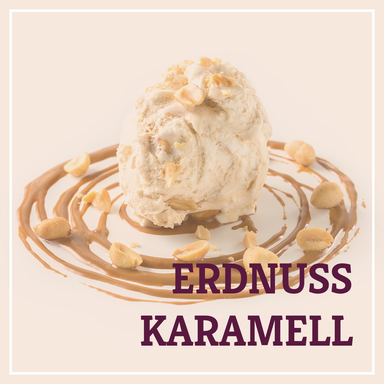 Heiss & Süß - Erdnuss-Karamell