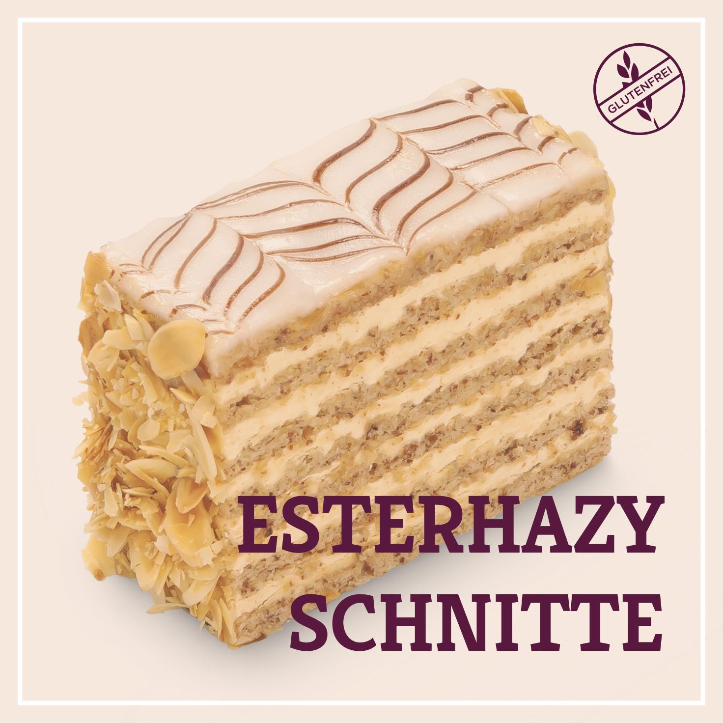 Heiss & Süß - Esterhazyschnitte