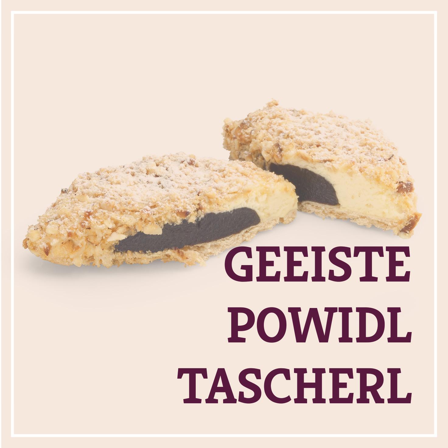 Heiss & Süß - Geeiste Powidltascherl