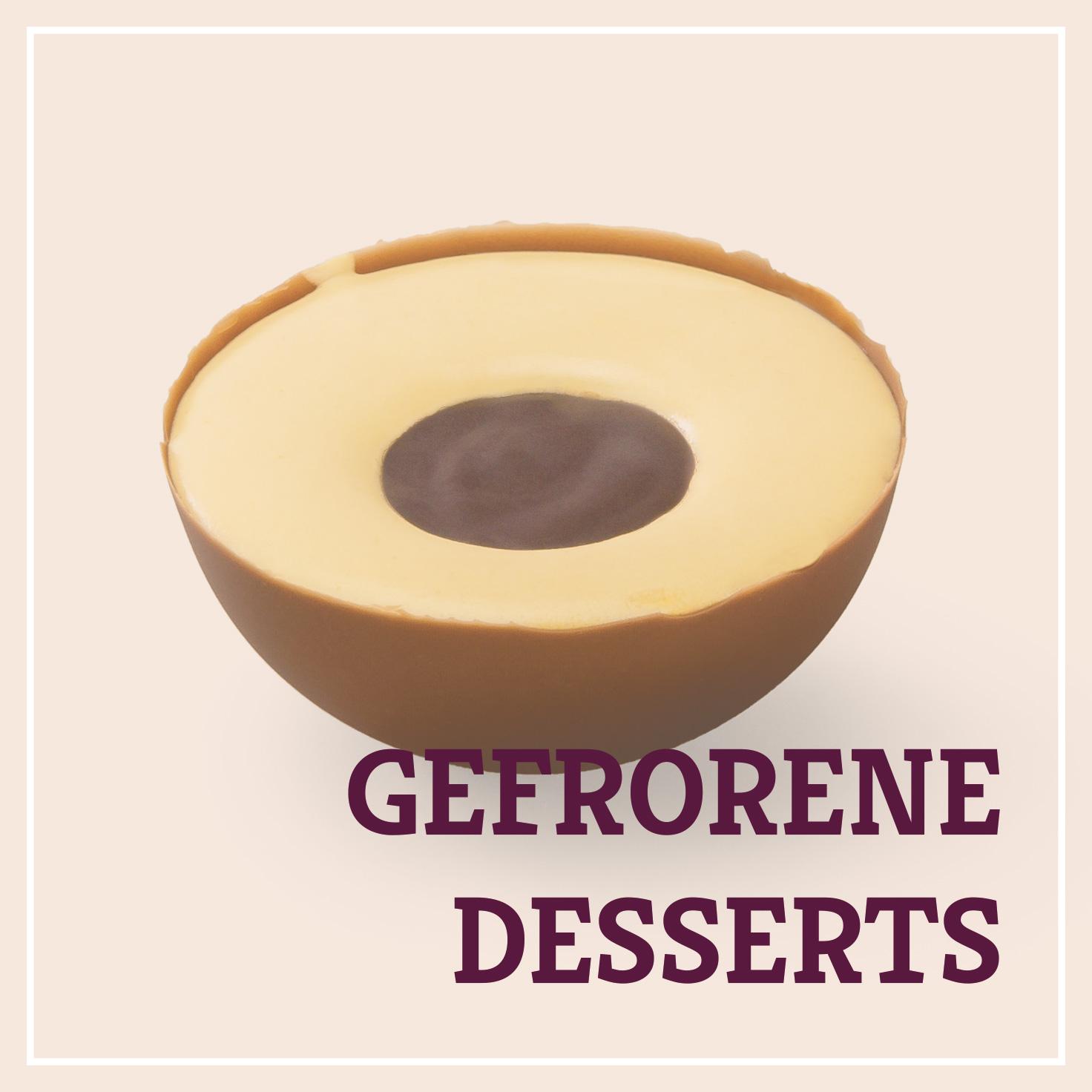 Heiss & Süß - Gefrorene Desserts