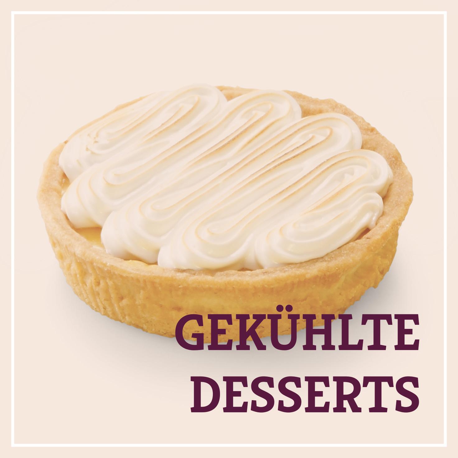 Heiss & Süß - Gekühlte Desserts