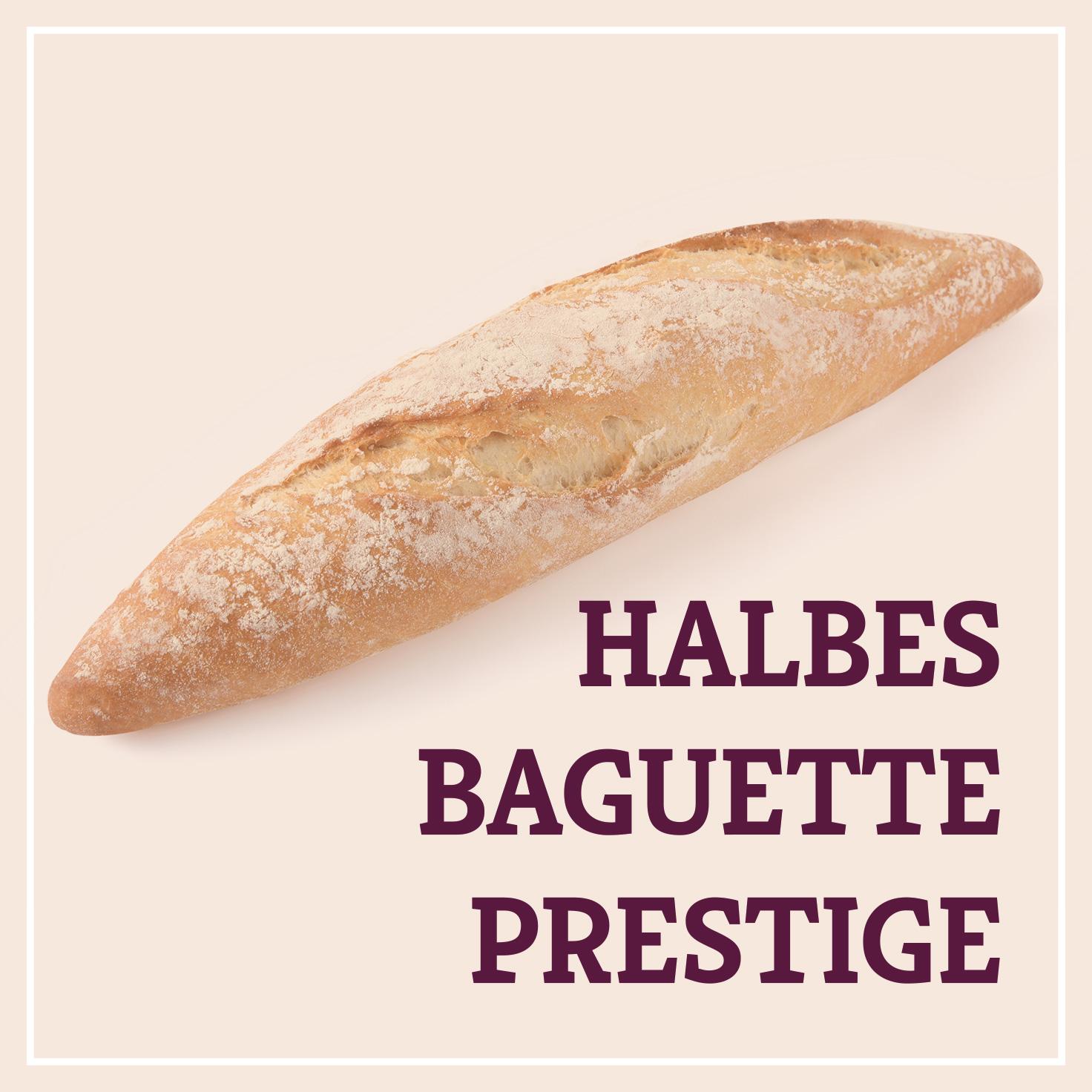 Heiss & Süß - Halbes Baguette Prestige