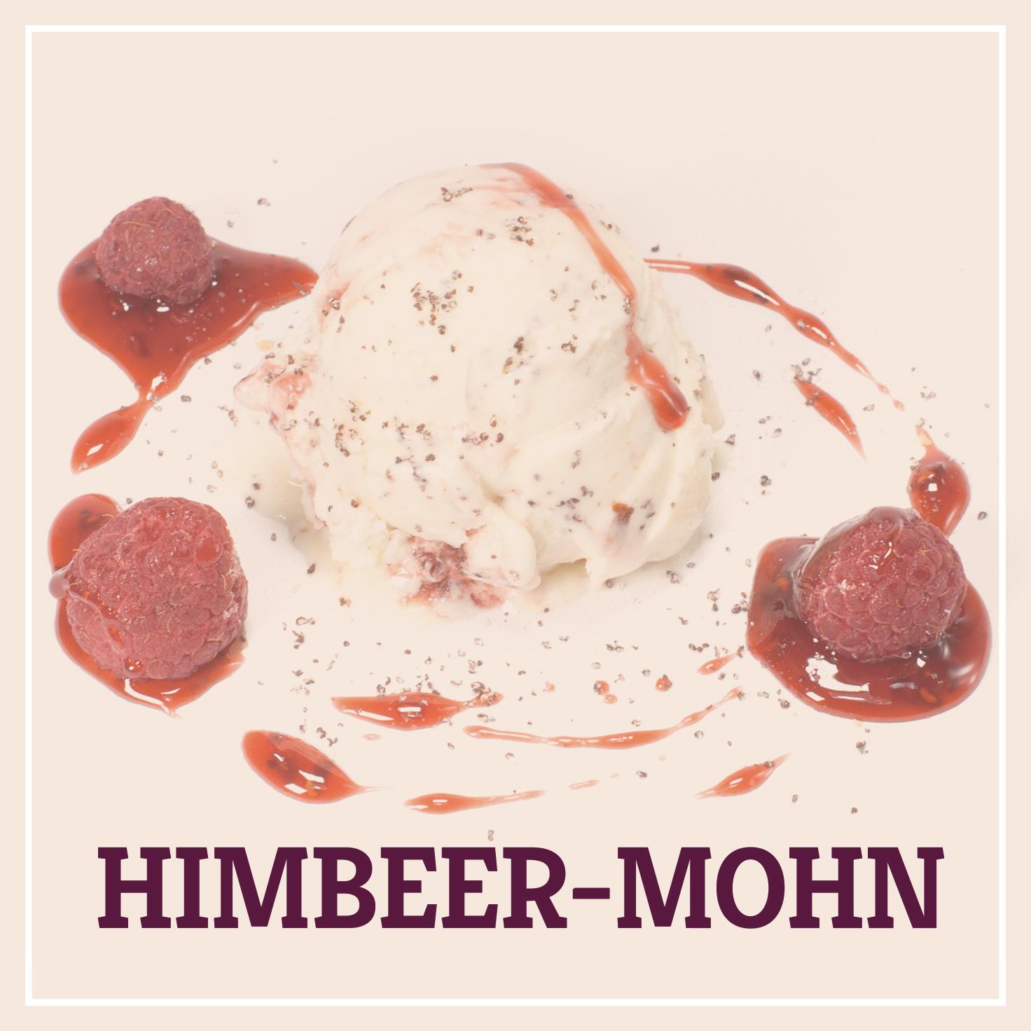 Heiss & Süß - Himbeer-Mohn