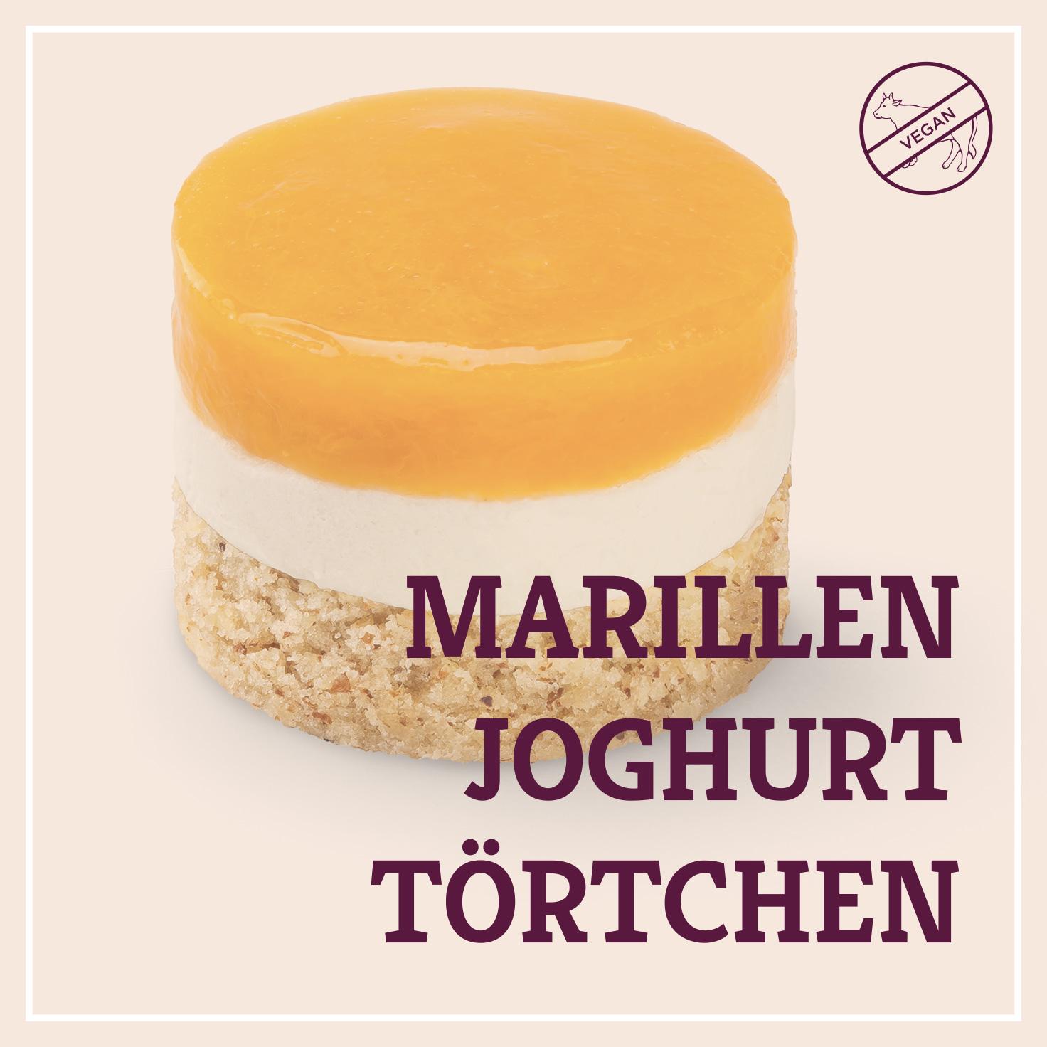 Heiss & Süß - Marillen-Joghurt Törtchen