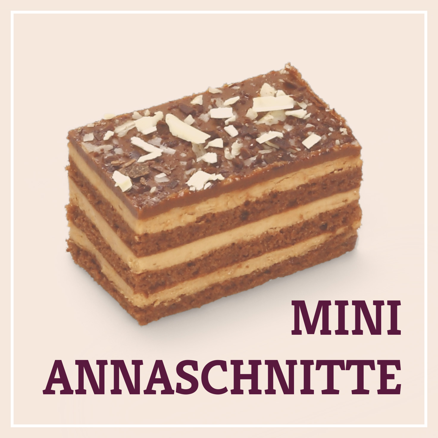 Heiss & Süß - Mini-Annaschnitte
