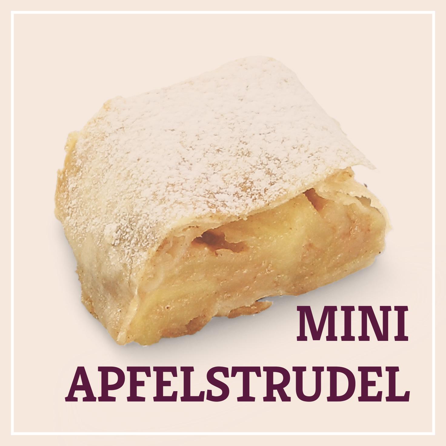 Heiss & Süß - Mini-Apfelstrudel