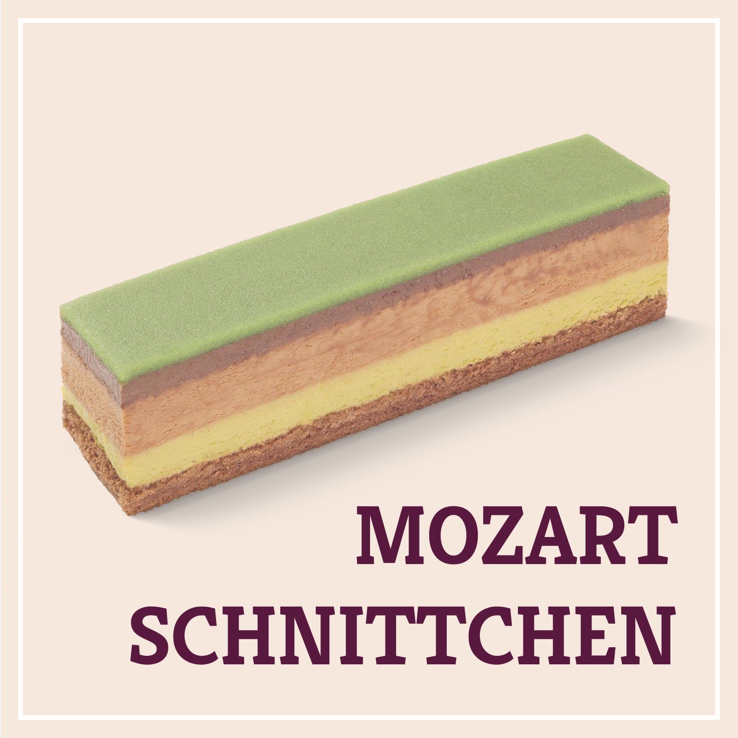 Heiss & Süß - Mozartschnittchen