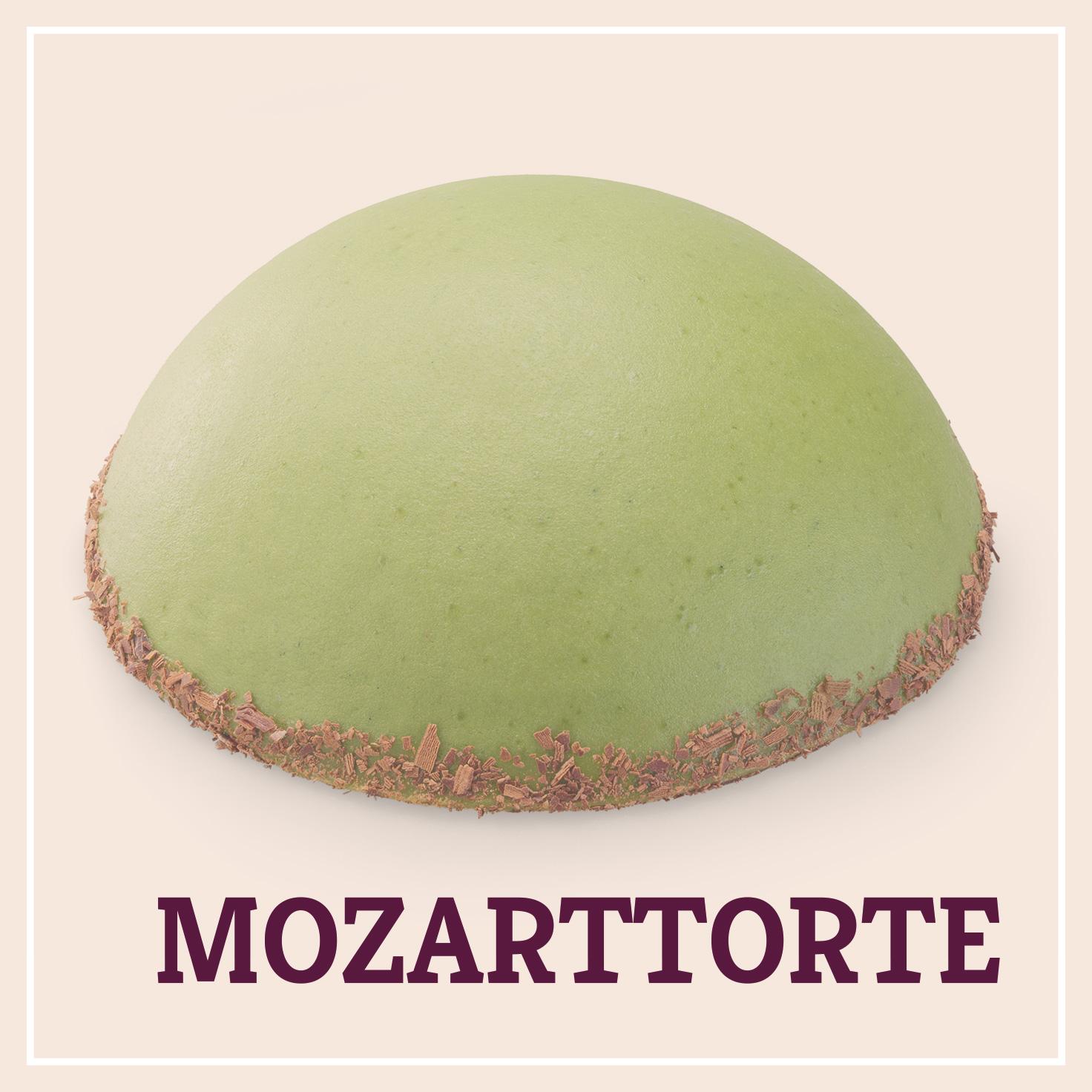 Heiss & Süß - Mozartorte