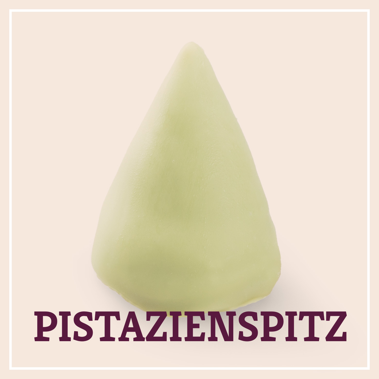 Heiss & Süß - Petit Fours - Pistazienspitz