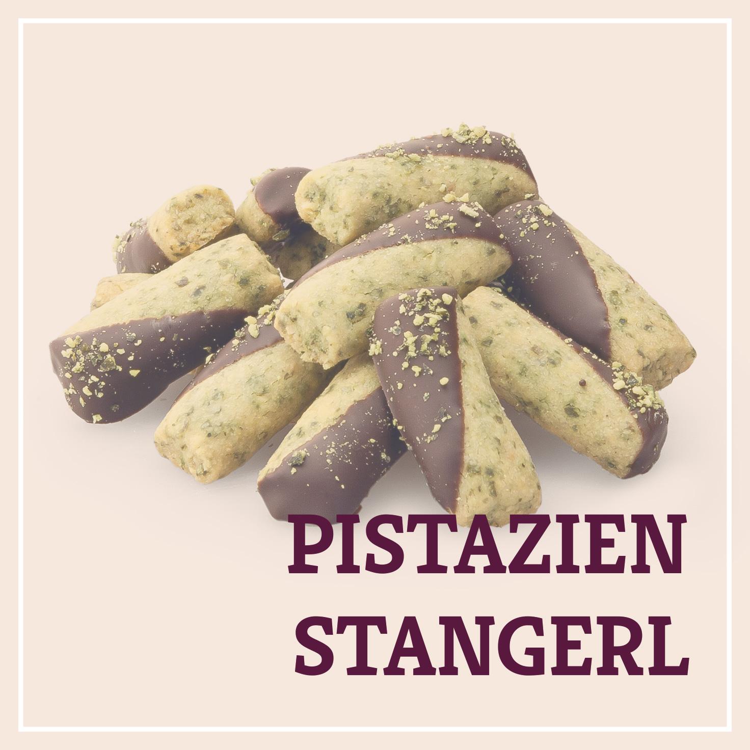 Heiss & Süß - Pistazienstangerl