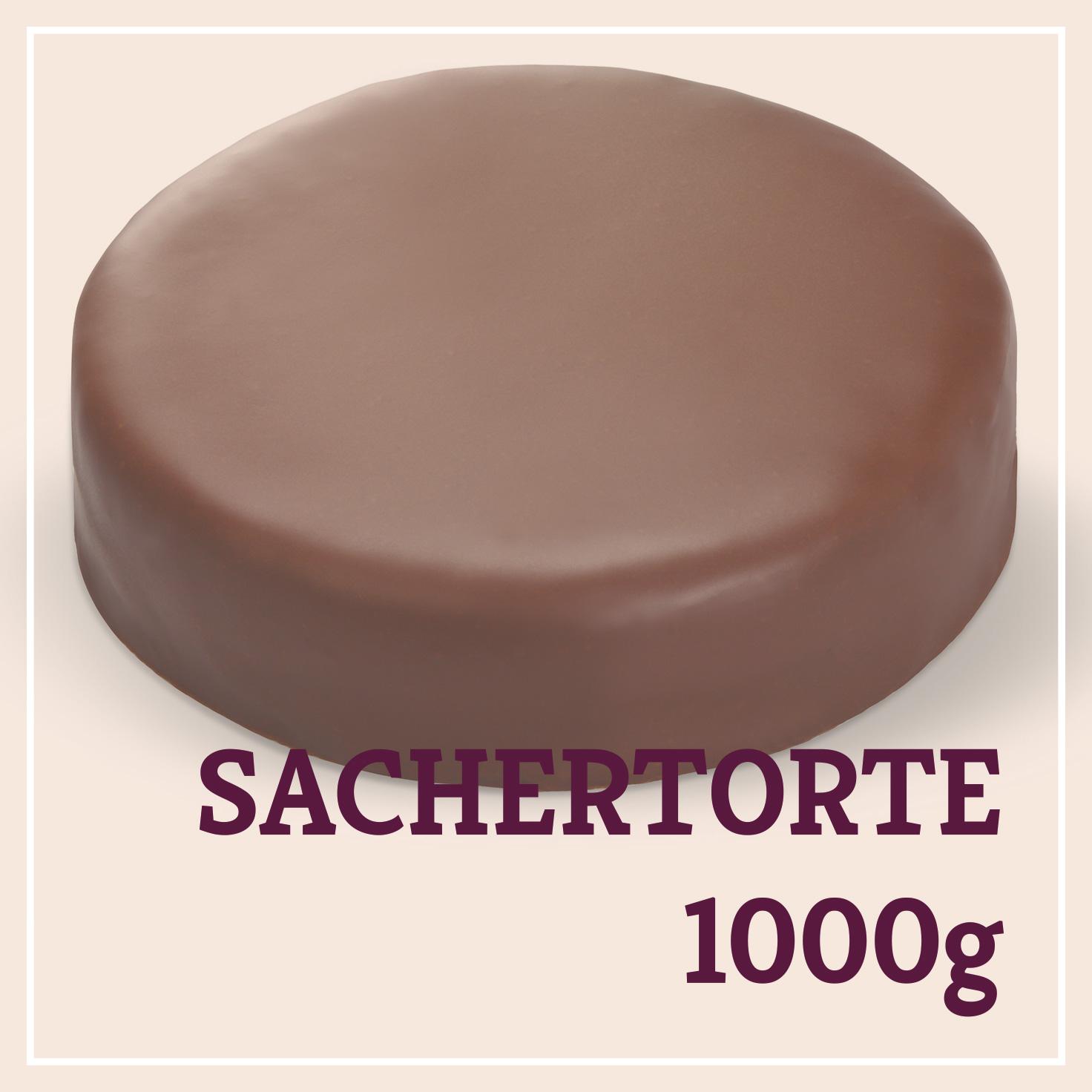 Heiss & Süß - Sachertorte 1000g