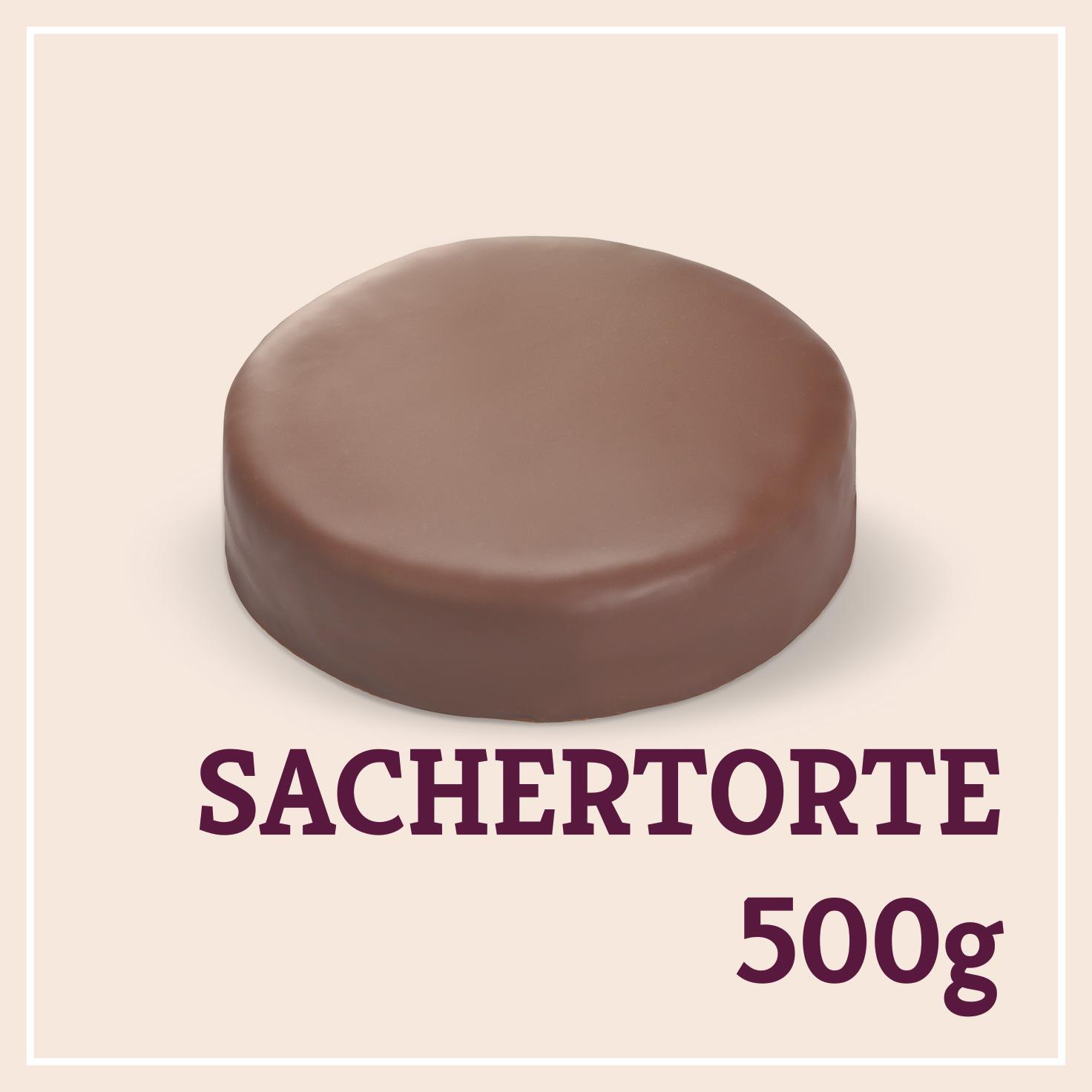 Heiss & Süß - Sachertorte 500g
