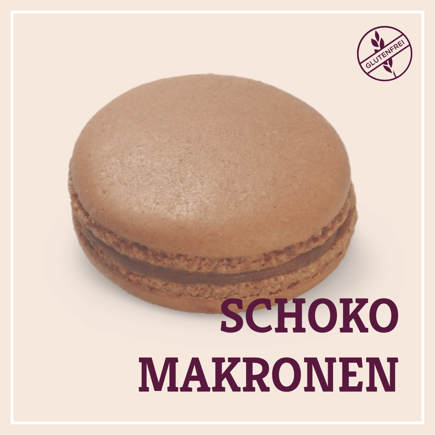 Heiss & Süß - Schoko-Makronen