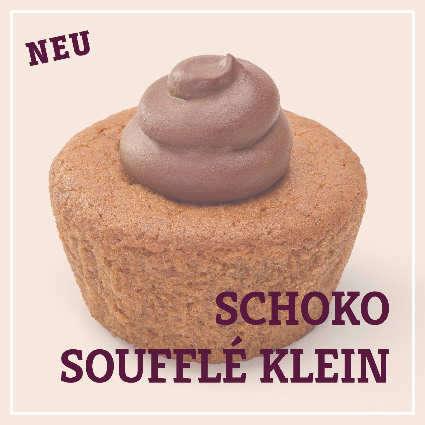 Heiss & Süß - Schokosoufflé klein