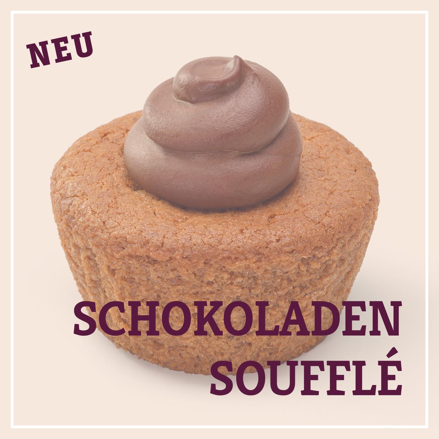 Heiss & Süß - Schokoladensoufflé
