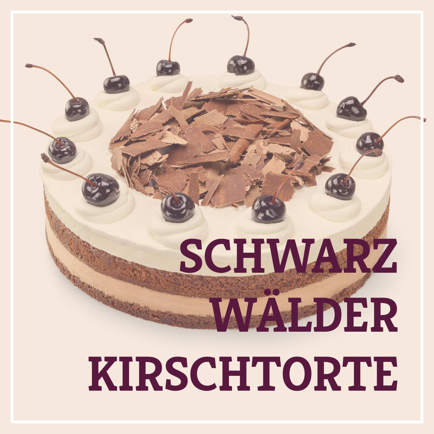 Heiss & Süß - Schwarzwaelderkirschtorte
