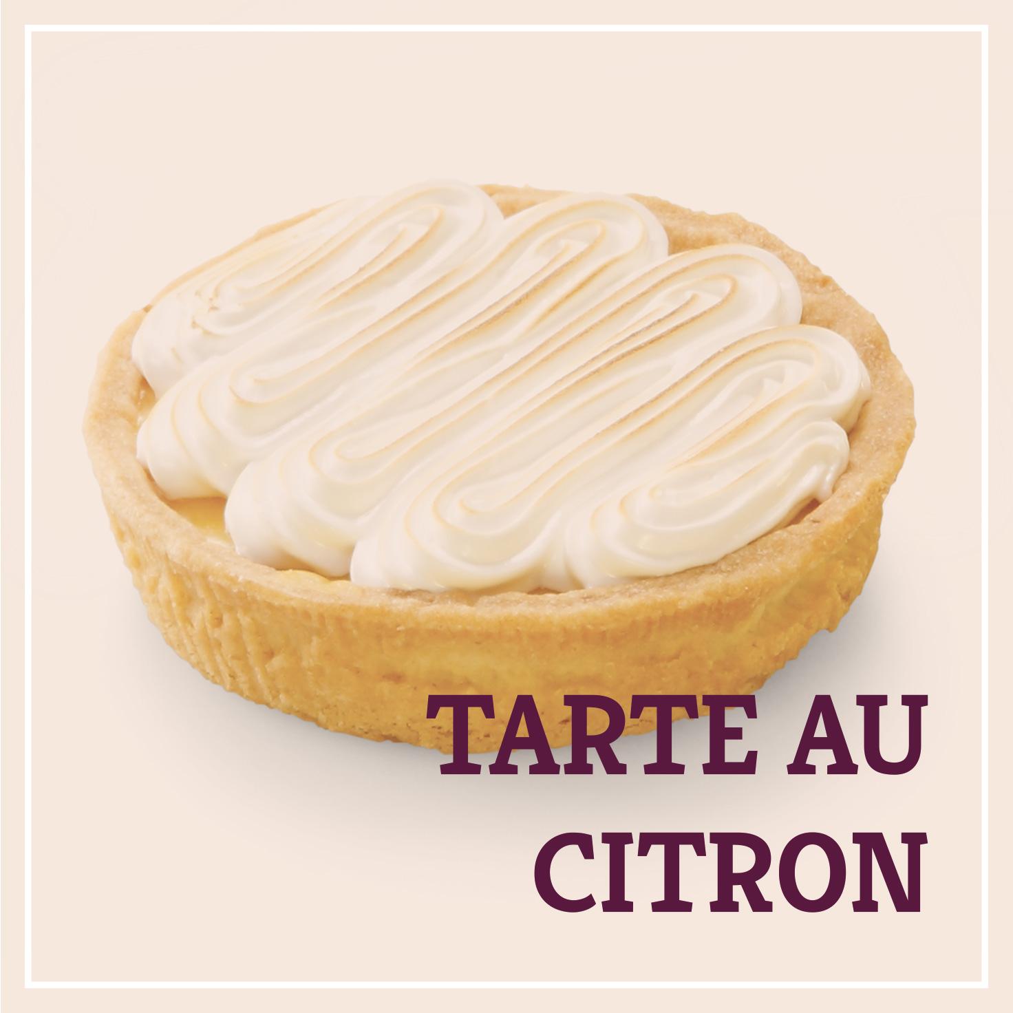 Heiss & Süß - Tarte au citron - Zitronentörtchen