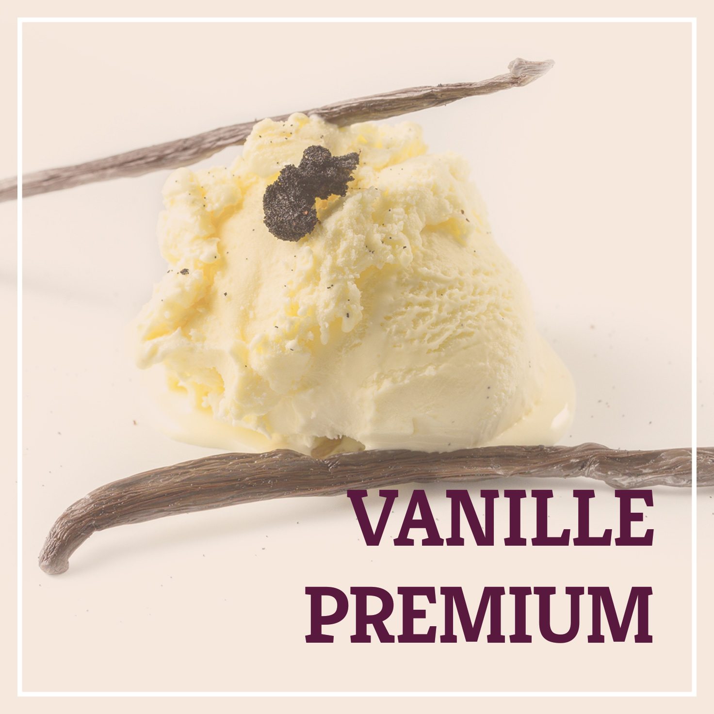 Heiss & Süß - Vanille-Premium