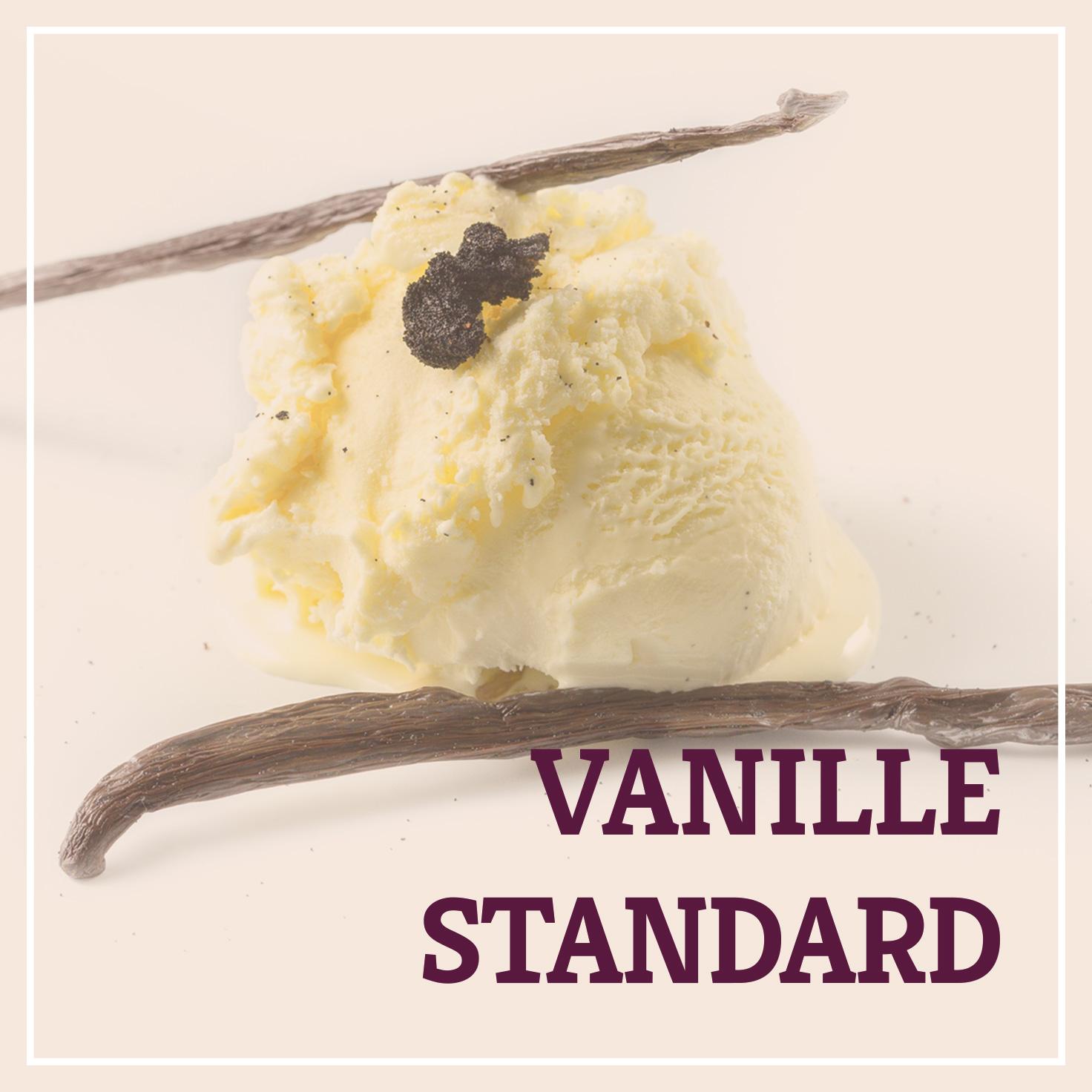 Heiss & Süß - Vanille-Standard