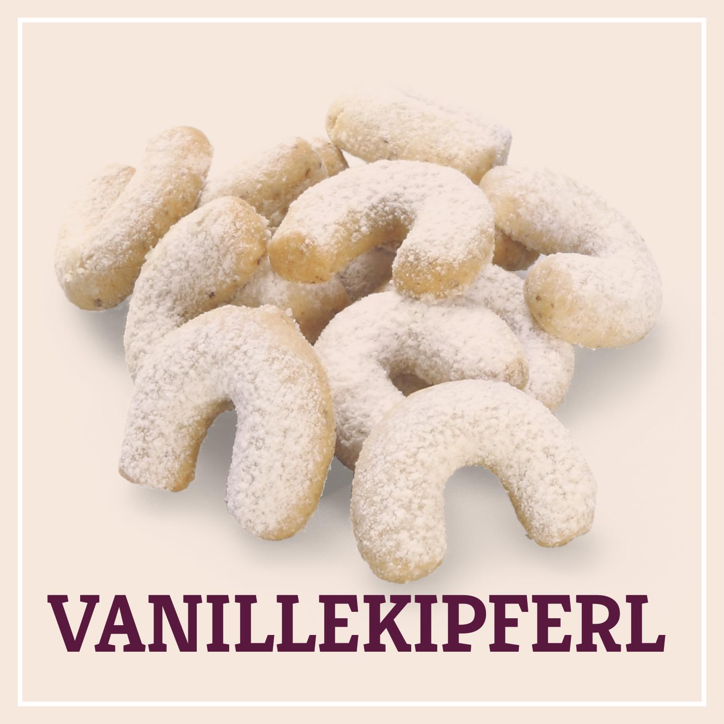 Heiss & Süß - Vanillekipferl