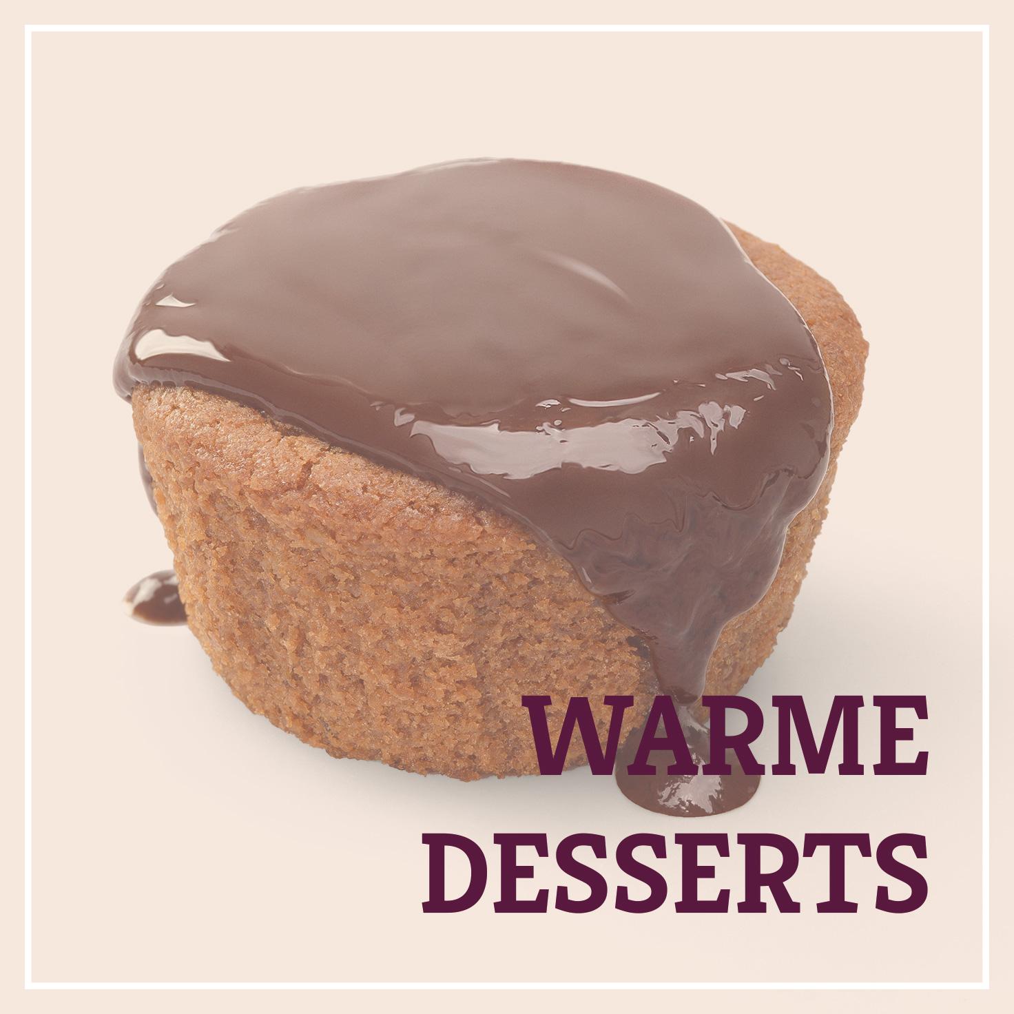 Heiss & Süß - Warme Desserts