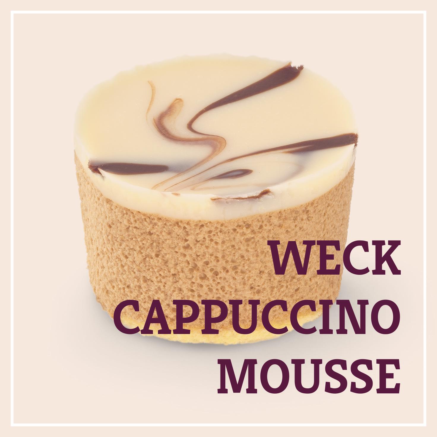Heiss & Süß - Weck-Cappuccinomousse