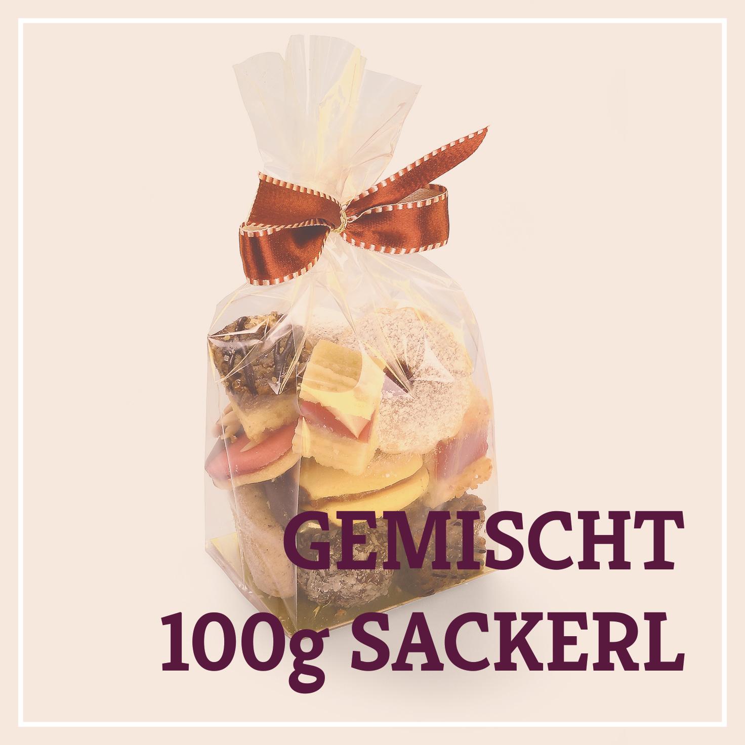Heiss & Süß - Teebäckerei gemischt 100g im Sackerl
