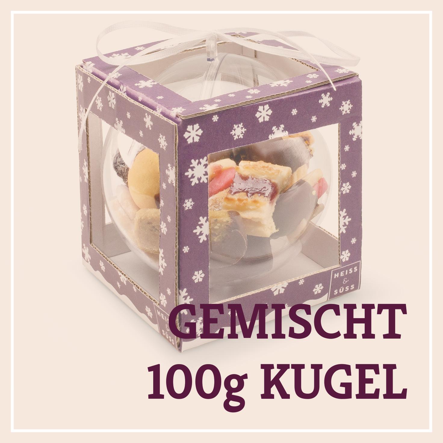 Heiss & Süß - Teebäckerei Kugel 100g