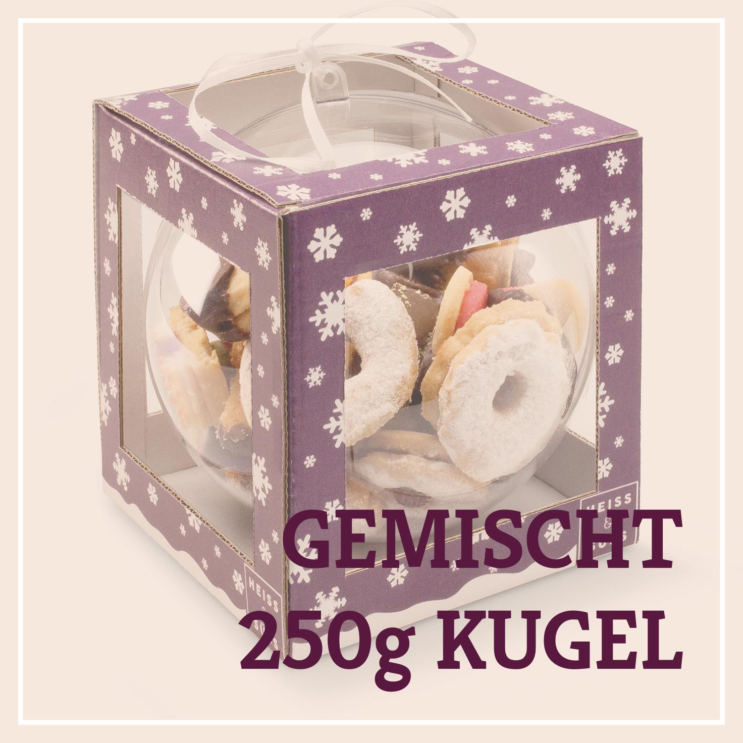 Heiss & Süß - Teebäckerei Kugel 250g